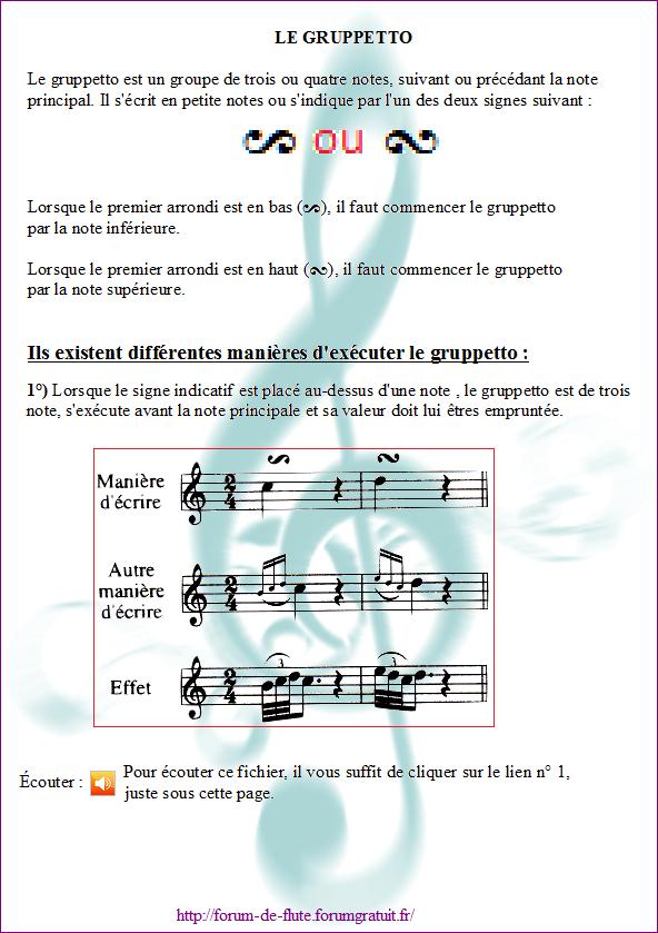3) Le gruppetto Gruppetto1
