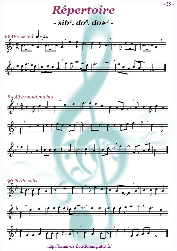 Module 5 : Sib aigu, Do sur-aigu, Sol# aigu - Page 49 à 56 Methode-flute-a-bec-Alto_page-55_Repertoire-sib-do-dodiese