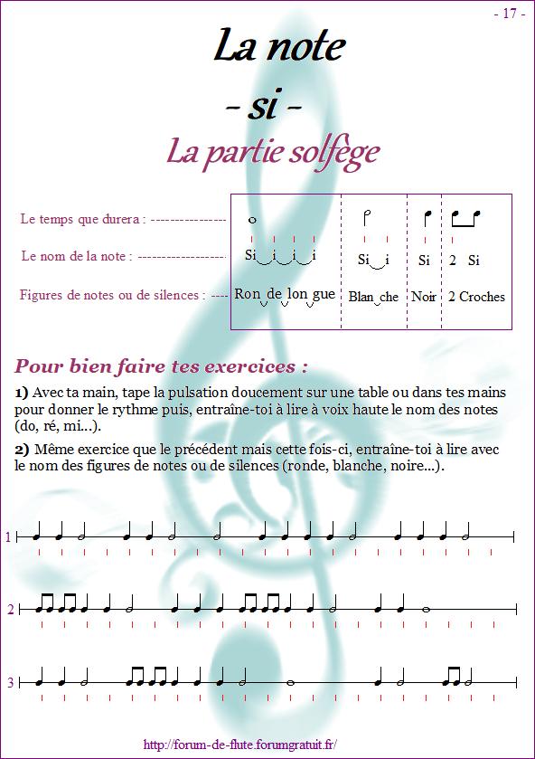 Module 1 : Si, La, Sol grave - Page 16 à 24 Methode-flute-a-bec_page-17-note_si
