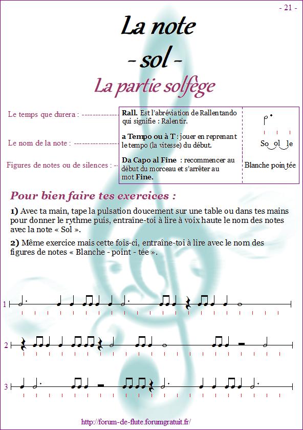 Module 1 : Si, La, Sol grave - Page 16 à 24 Methode-flute-a-bec_page-21-note_sol