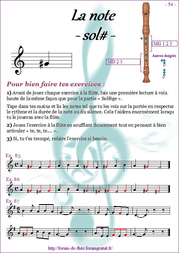 Module 5 : Sol# grave, Fa aigu, Sol aigu - Page 49 à 56 Methode-flute-a-bec_page-54-note_soldiese