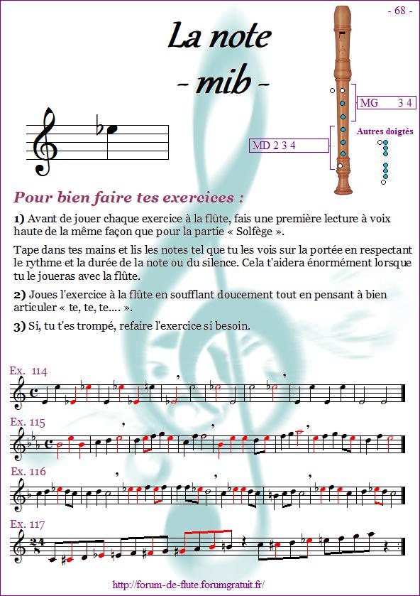 Module 7 : Do# aigu, Mib aigu, Fa# aigu - page 65 à 73 Methode-flute-a-bec_page-68-note_mibemol