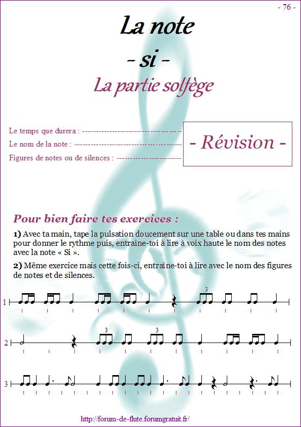 Module 8 : Sol# aigu, Si aigu, Do suraigu - page 74 à 81 Methode-flute-a-bec_page-76-note_si