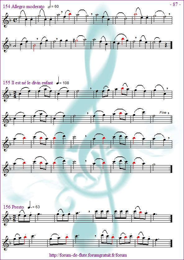 Module 9 : Sib aigu, Ré suraigu - page 82 à Fin Methode-flute-a-bec_page-87_Repertoire-sib-re