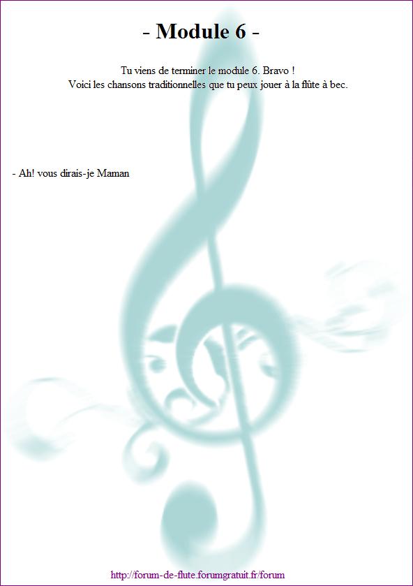 Module 7 : Fa#, Sol#, Si aigu - page 65 à 73 Module_6
